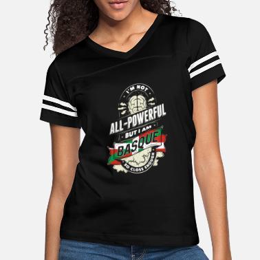 488610cc Basque Basque Pride Region and State - Women's Vintage Sport ...