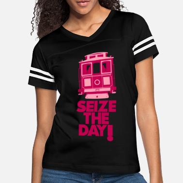 Seize The Day SEIZE THE DAY - Women's Vintage Sport T-Shirt