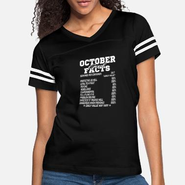 Shop October Birthday Quotes T-Shirts online | Spreadshirt