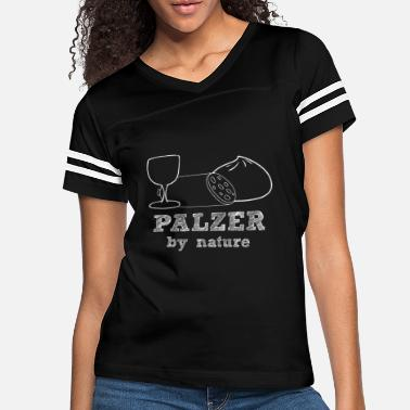 Dialect Pälzer by Nature - Women's Vintage Sport T-Shirt