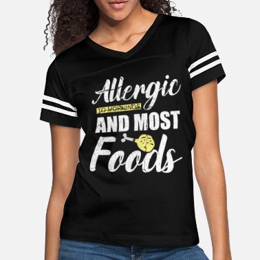 Allergy Allergy - Women's Vintage Sport T-Shirt