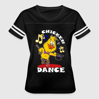 CHICKEN DANCE SHIRT - Women's Vintage Sport T-Shirt