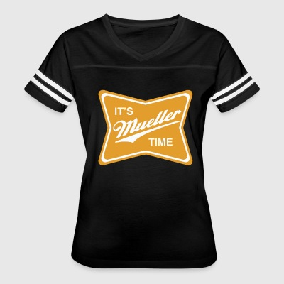 It's Robert Mueller Time - Women's Vintage Sport T-Shirt