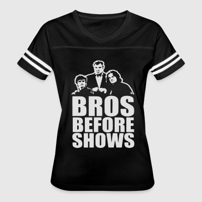 Bros Before Shows t-shirts - Women's Vintage Sport T-Shirt