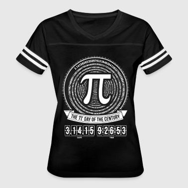 The pi day of the century math - Women's Vintage Sport T-Shirt