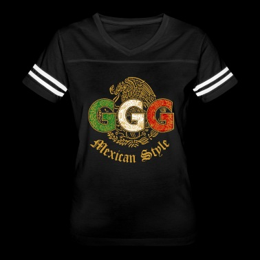 ggg mexican style - Women's Vintage Sport T-Shirt