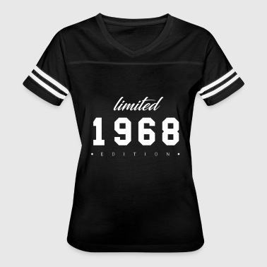 Limited Edition - 1968 (gift) - Women's Vintage Sport T-Shirt