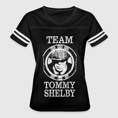 Team Shelby. The Peaky Blinders. - Women's Vintage Sport T-Shirt