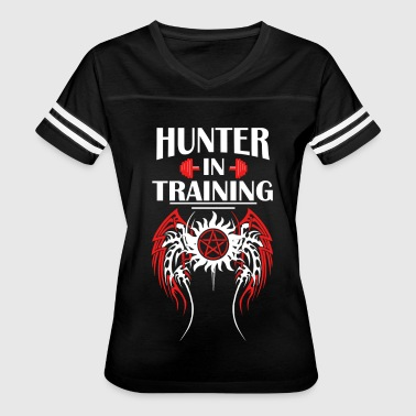 Hunter in Training. SPN. Supernatural. - Women's Vintage Sport T-Shirt