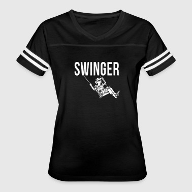Swinger - Women's Vintage Sport T-Shirt