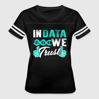 Data Science Shirt - Women's Vintage Sport T-Shirt