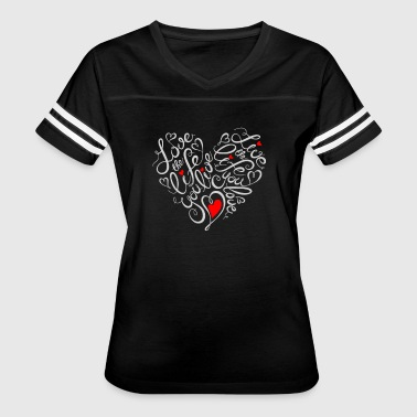 Love Life You Live - Women's Vintage Sport T-Shirt