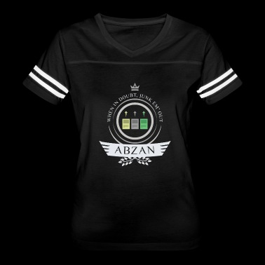 Magic the Gathering - Abzan Life - Women's Vintage Sport T-Shirt