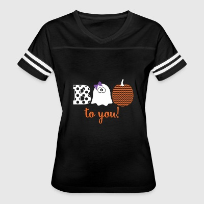 [Halloween Gift]- Boo to you shirt - Women's Vintage Sport T-Shirt