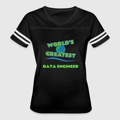DATA ENGINEER - Women's Vintage Sport T-Shirt
