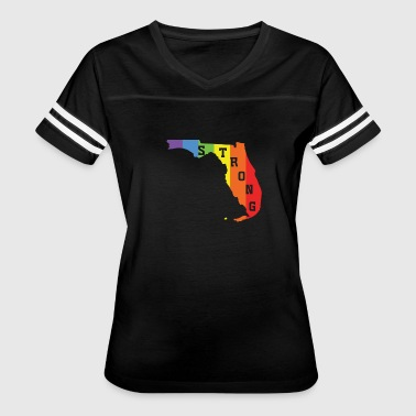 Strong Orlando Pray For Orlando Lesbian Bisexual - Women's Vintage Sport T-Shirt