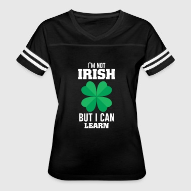Funny Patrick's Day T-Shirt For Kids - Women's Vintage Sport T-Shirt