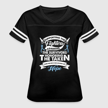 Supporting The Fighters Prostate Cancer | - Women's Vintage Sport T-Shirt