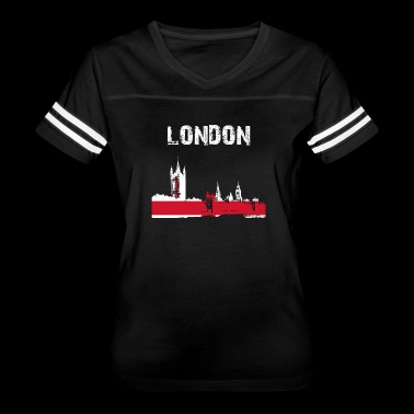 City-Design London Westminster 53O - Women's Vintage Sport T-Shirt