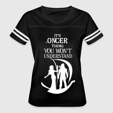 Oncer Thing! - Women's Vintage Sport T-Shirt
