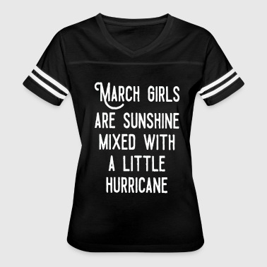 March Girls - Women's Vintage Sport T-Shirt