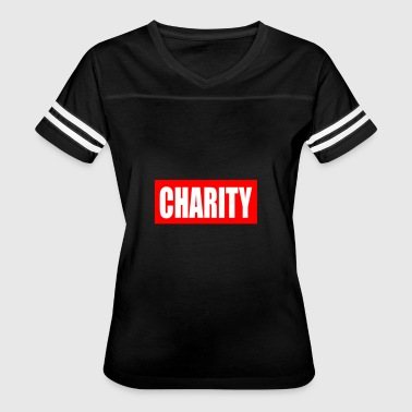 CHARITY - Women's Vintage Sport T-Shirt