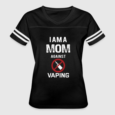 80 vape mom - Women's Vintage Sport T-Shirt