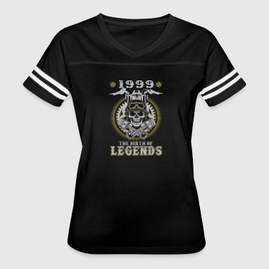 1999 The Birth Of Legends - Women's Vintage Sport T-Shirt