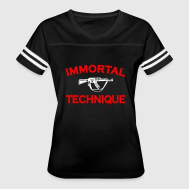 Immortal Technuique - Women's Vintage Sport T-Shirt
