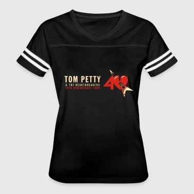 tom petty and the heartbreakers 2017 tour - Women's Vintage Sport T-Shirt