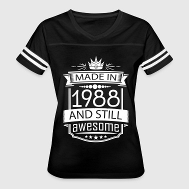 Made In 1998 And Still Awesome - Women's Vintage Sport T-Shirt