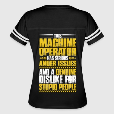 Machine Operator/Machinist/Tool and Die Maker - Women's Vintage Sport T-Shirt