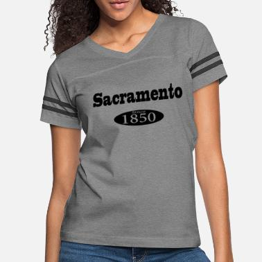 Established sacramento - Women's Vintage Sport T-Shirt
