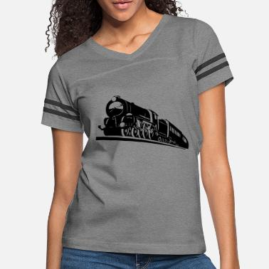 Bnsf train engine - Women's Vintage Sport T-Shirt