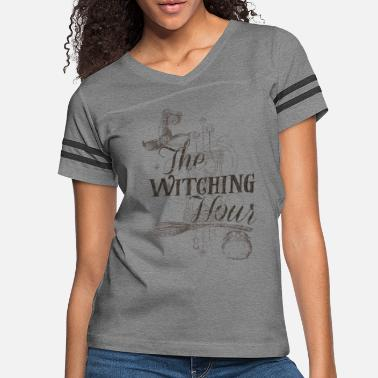 Witching Hour The Witching Hour - Women's Vintage Sport T-Shirt