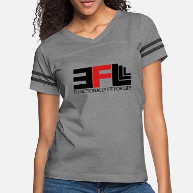 Fitness Functionally Fit - Women's Vintage Sport T-Shirt