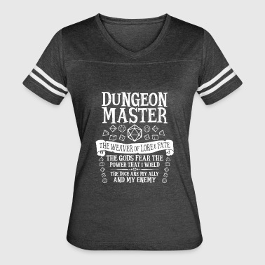 Dragon Lore Dungeon Master, The Weaver of Lore & Fate - Women's Vintage Sport T-Shirt