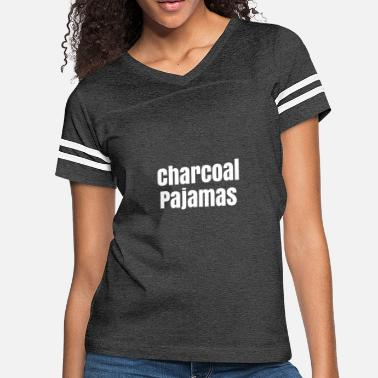 Charcoal Lighter Charcoal - Women's Vintage Sport T-Shirt