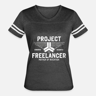 Freelancer Freelancer - Women's Vintage Sport T-Shirt