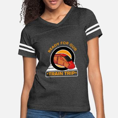 Expression express - Women's Vintage Sport T-Shirt