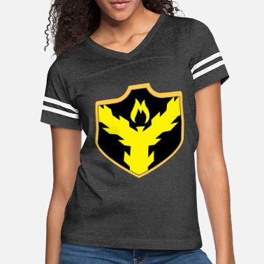 Clan Clash With Your Clan, Custom Clan Shields - Women's Vintage Sport T-Shirt