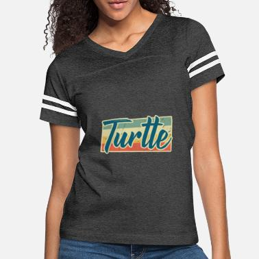 Turtle Doves Turtle Animal Rights Turtle Doves Sea Turtle Gift - Women's Vintage Sport T-Shirt