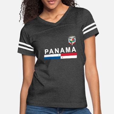 Panama Panama sporty national design - Women's Vintage Sport T-Shirt