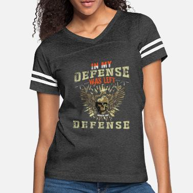 AMERICAN ARMY IN MY DEFENCE png - Women's Vintage Sport T-Shirt