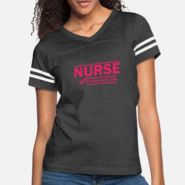 b2843f05 Dirty Job NURSING IS A DIRTY JOB Nurse Job Gift - Women's. New. Women's  Vintage Sport T-Shirt