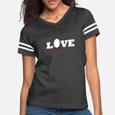 Rugby Rugby Love - Women's Vintage Sport T-Shirt