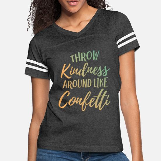 Magic Show Unisex T-Shirt Be Kind be Kind to Each Other Vintage Quote Positive Gift Tops & Tees