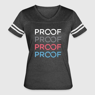 PROOF TEE 2.0 - Women's Vintage Sport T-Shirt