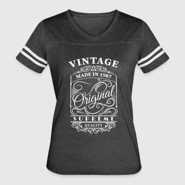 Vintage made in 1987 - Women's Vintage Sport T-Shirt