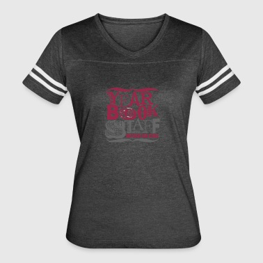 YEARBOOK STAFF 2017 NORTH SIDE HIGH SCHOOL - Women's Vintage Sport T-Shirt